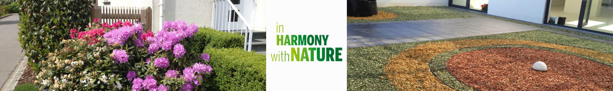 Ecogarden in Harmony with nature